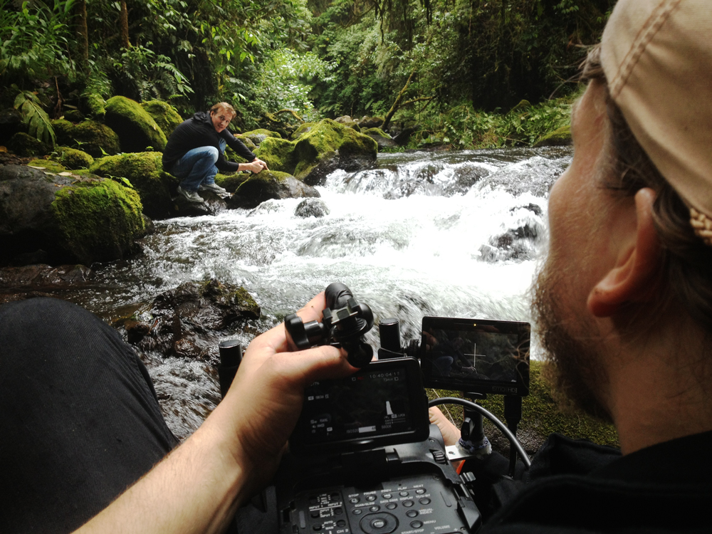 Kickstarter Video Production – Costa Rica Trip Update