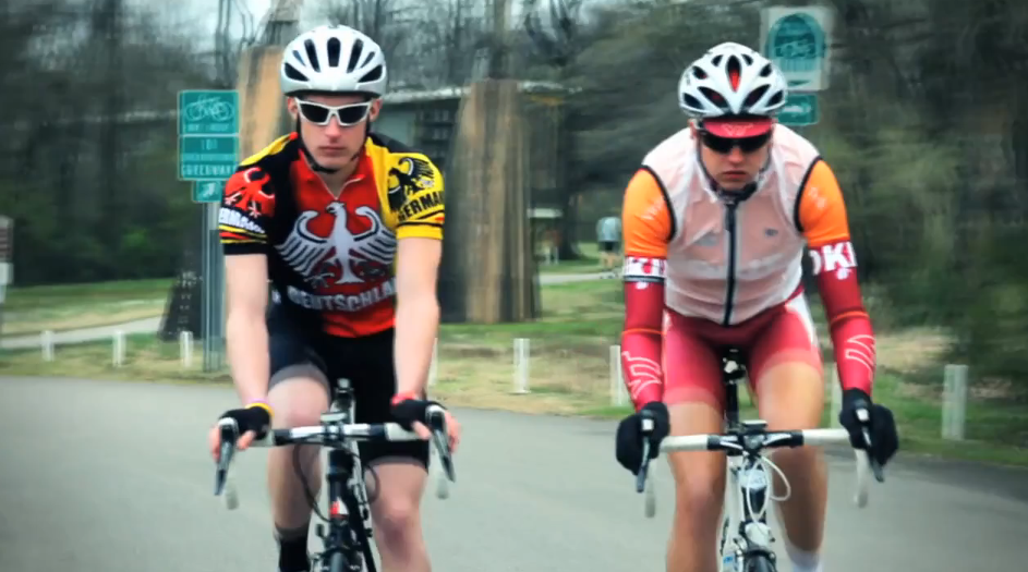 Fundraising Video: Cycling 4 a Cure