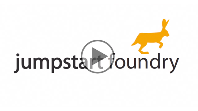 Jump Start Foundry Video Project