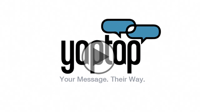 Trade Show Video Production Example – Yap Tap