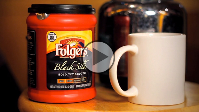 Folger's Coffee Jingle Contest – Music Video Example