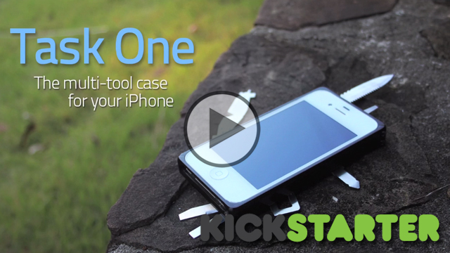 The Task One – Kickstarter Video Project