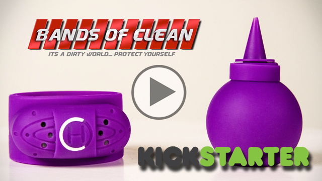 Kickstarter Video: Bands of Clean