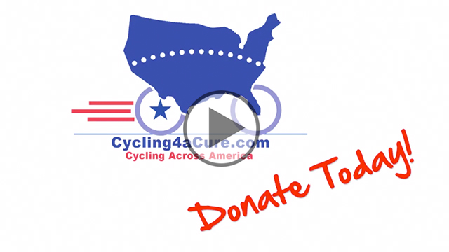Cycling 4 a Cancer Cure- Video Project