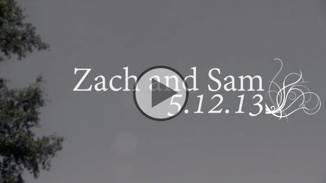 Nashville Wedding Video Project – Zach and Sam
