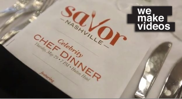 Nashville Lifestyles' Savor Nashville 2014 Celebrity Dinner