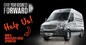 fast company sprinter winner contest video