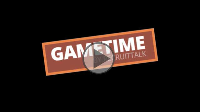 Screencast Video Animation: Gametime