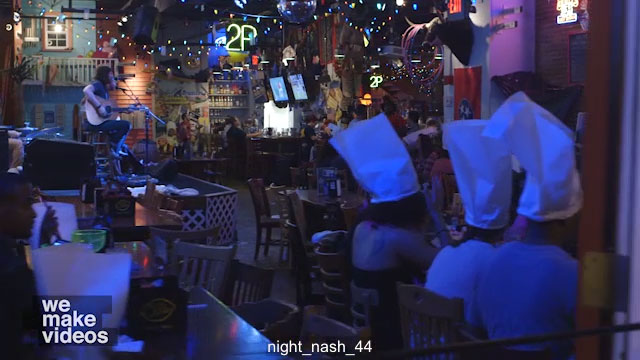 Dick's Last Resort Interior View – Free Video