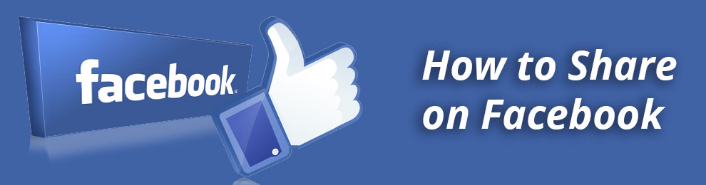 Share Your Post on Facebook