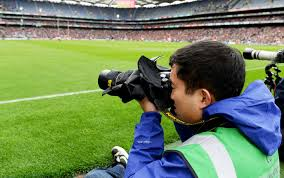 sporting event videos