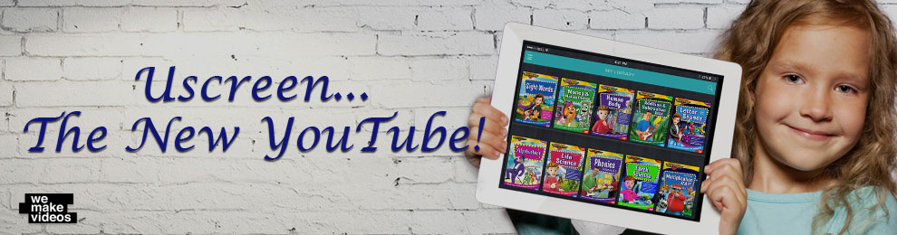 Uscreen – The New YouTube for Online Video