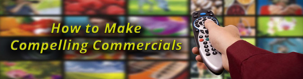 Commercials…What Would We do Without Them!