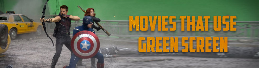 Movies That Use a Green Screen
