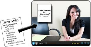 This Gives Them A Video Resume Tips  Video Resume Tips