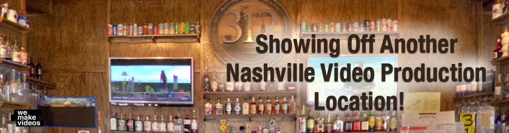 Showing Off Another Nashville Video Production Location!
