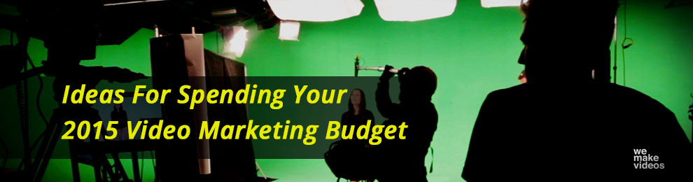 corporate video ideas in your marketing budget