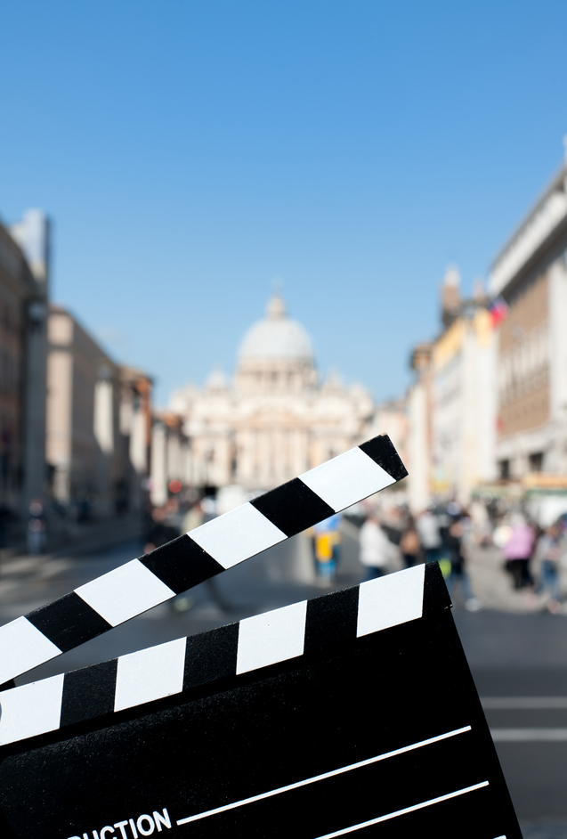 clapboard for video