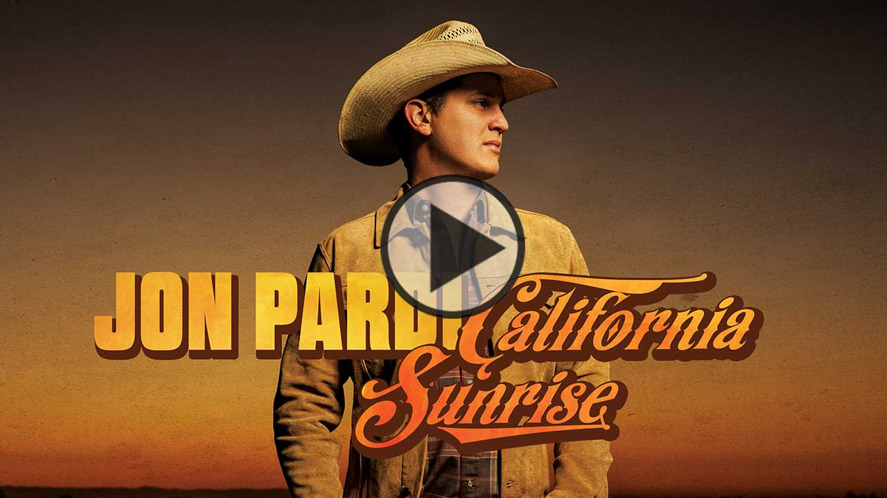 Jon Pardi Music Video Teaser