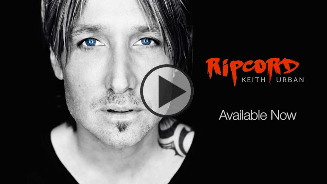 Keith Urban Album Release Teaser – Video Production