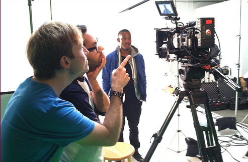 videographer training doe the student. Learn how to use video for business productions