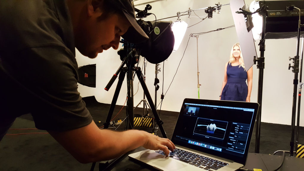 videographer training givesyou the skills to control video for your business