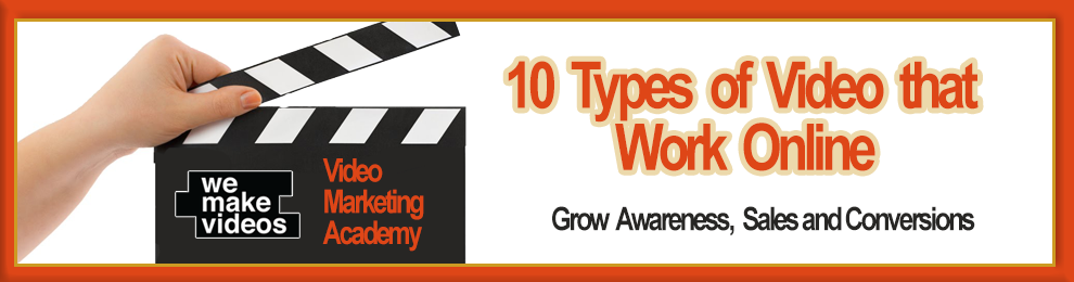 10 Video Styles that Can Improve Your Conversion Rate