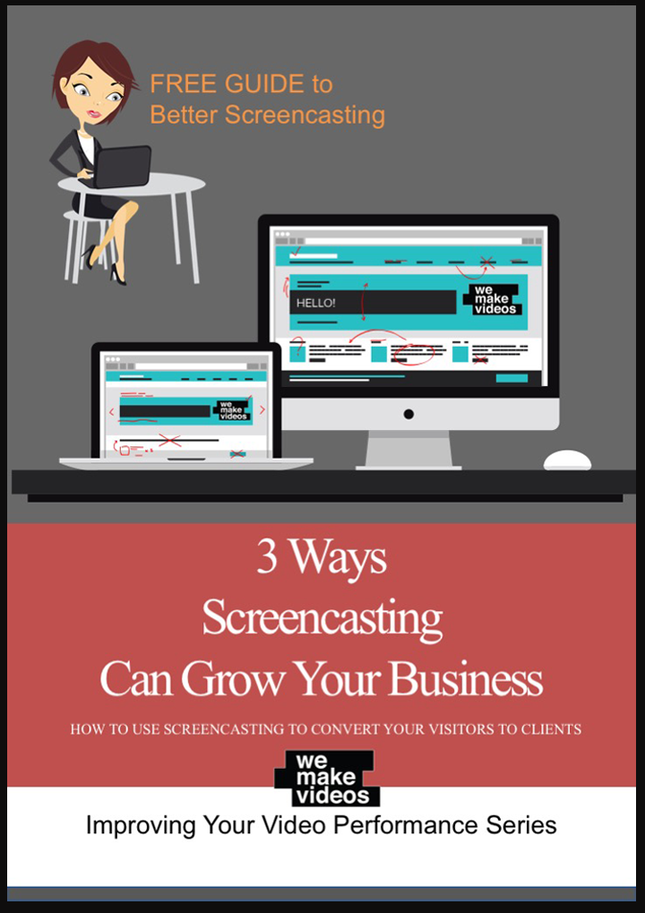 3 ways to use screencasting - We Make Video