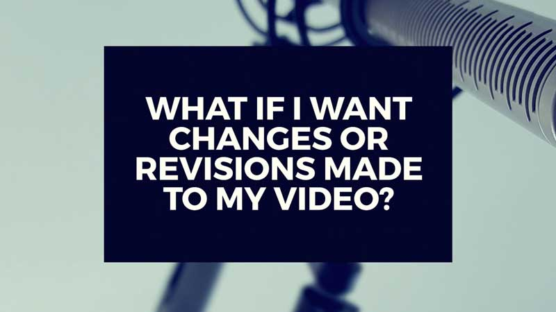 "image with text ""how do I get edits made to my video? -lnking to answer"