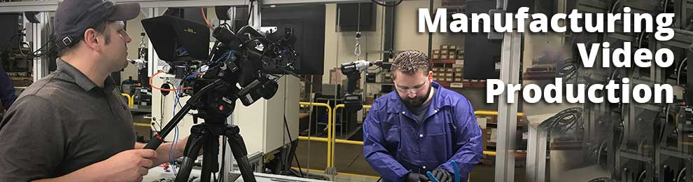 Manufacturing videos for your facility.