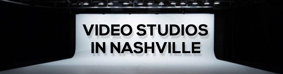 Video Studios in Nashville