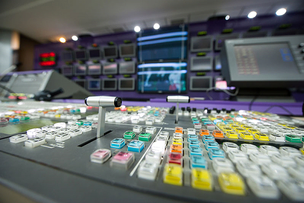 Video Switchboard for Production.