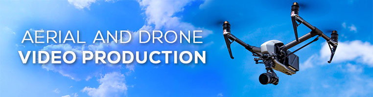 Aerial and Drone Video Production
